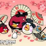 Angry Birds Cherry Blossom